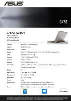 G752VT-GC062T